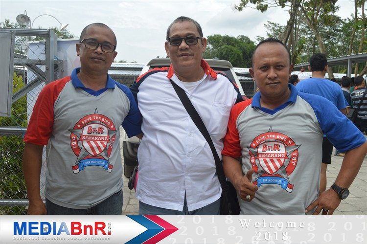 Bang Boy diapit owner Nirwana BC Bp Arifin & Mr. Gonteng Barat