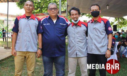 Road To BnR Satoe Cup Sukses, Bang Boy Lantik Pengurus BnR Lampung