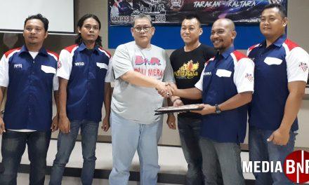 Pembentukan Pengurus Organisasi BnR Indonesia Regional Kalimantan Utara
