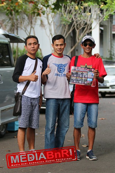Bang Iskandar & DT TJ Cup Pekalongan