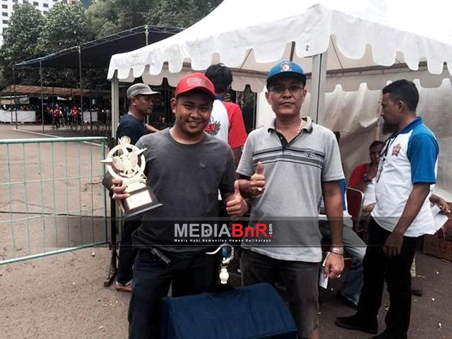 Kacer Anak Medan Tampil Garang Bersama Medan Team