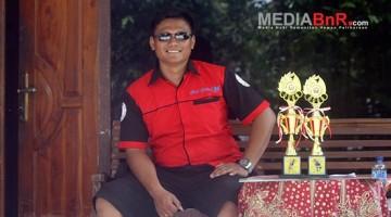Bang Ronni Cah Ngalek SF saat juara beberapa waktu lalu di Valentin Day Sragen (Foto: Agus/MediaBnR.Com)