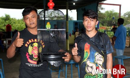 Launching Latber Yang Didukung Penuh Kicau Mania Kubu Raya