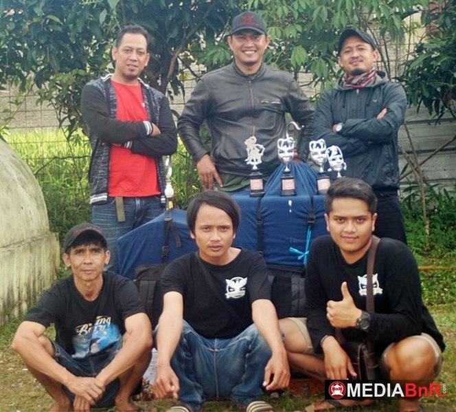 Bansel Team Borong Juara