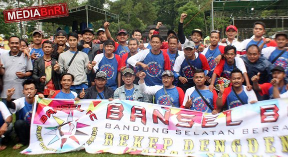 Bansel Team Dari Bandung Raih Terbaik di BC