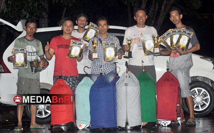 Banten Police Mendominasi Juara