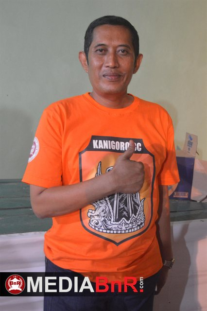 Bapak Adi punggawa Kanigoro BC