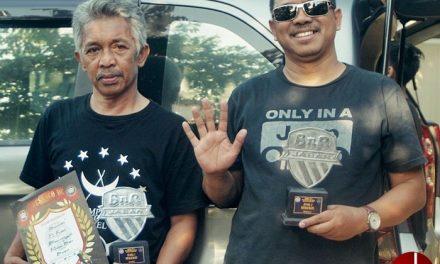 Batman & Leonard Berbagi Kemenangan, Jakuya & Black Jull Double Winner