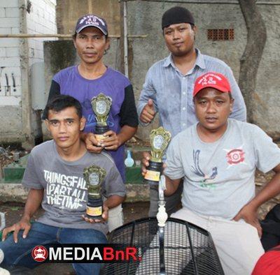 Beghek - Borong Juara, Boeloek & B4ngs4t Kibarkan Bendera BKM 14420