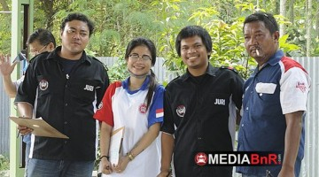 Bejo Tatto bersama Team Juri BnR  Indonesia