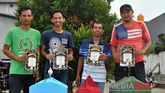 Belimbing BC Panen Juara