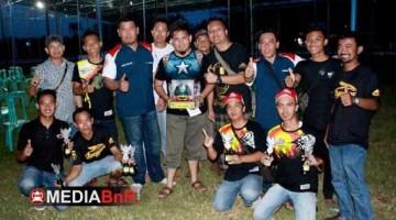 Bersama Ifan Plaju di Walikota Cup Prabumulih Kembali Mr. Heru Sabet Juara SF