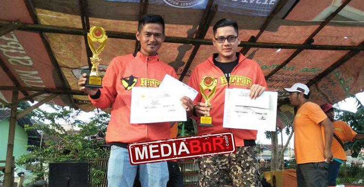Bersama Joki Deden, Jay Rizal borong juara di Lakap Dongdo.