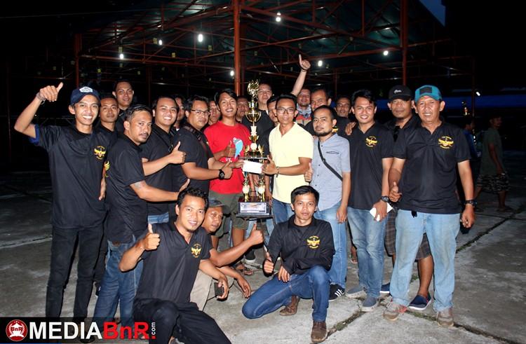 Bintang Bogor raih Juara BC terbaik