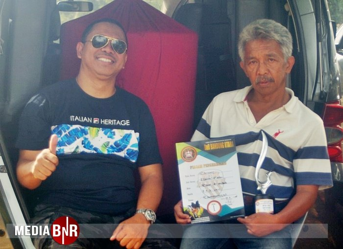 Bintang Comeback, Jarum Talenta Hebat