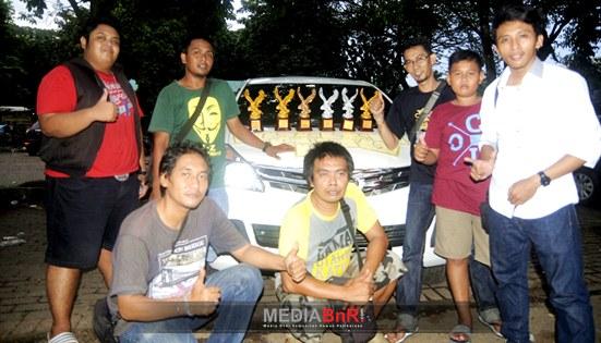 Bintang Jagad Team Dominasi Anis Merah, Jet Lee Gasak Kelas Bergengsi