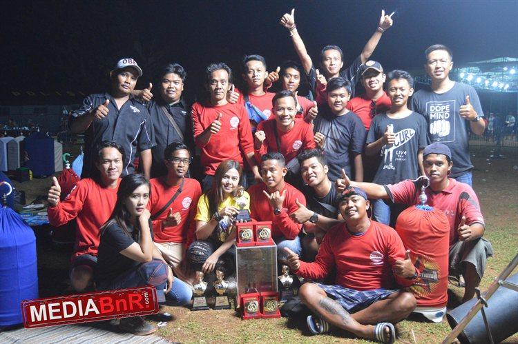 Tembus 1200 Peserta, Bolomanuk Indonesia Dan Bintang Timur Sf Raih Juara Umum – Pra  8055 Cup