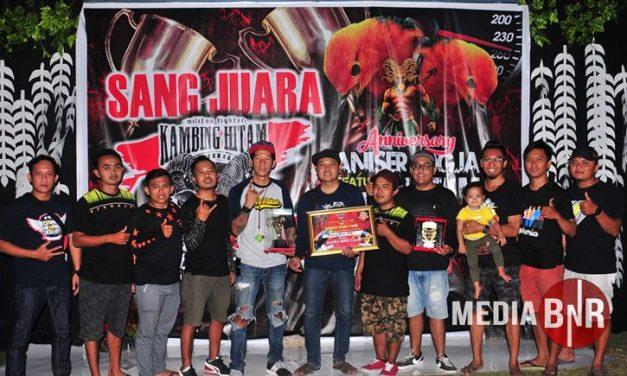 Sukses Hadirkan 432 Kontestan Anis Merah DJ Product dan Bintang Utara Raih Juara Umum