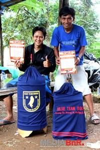 Blue Team Masih Eksis di Jalur Juara (Foto: Fuad/MediaBnR.Com)