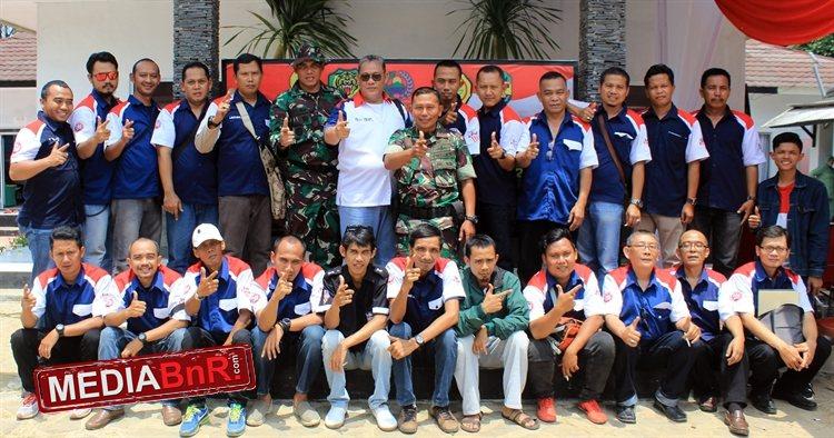 BnR Bersama TNI Pelepasan Burung Ke Alam Liar