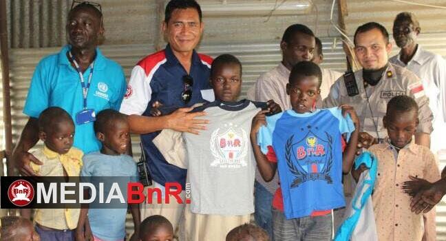 BnR Indonesia bersama Om Wahyu di Sudan (4)