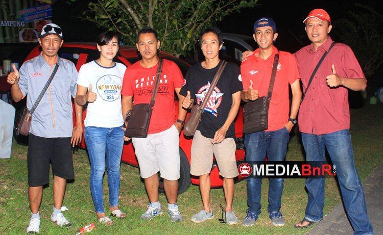BnR Magelang Jalin Silaturahmi