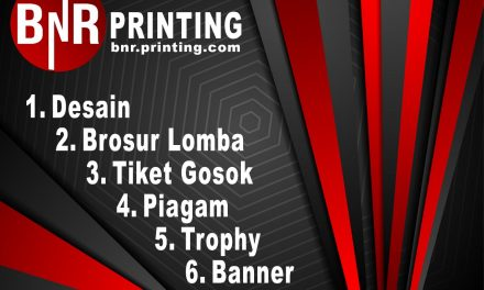 BnR Printing Dibuka