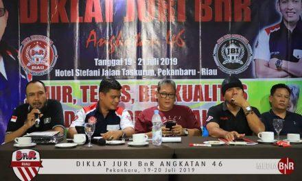 Pengurus BnR Riau Programkan Kinerja dengan Visi & Misi