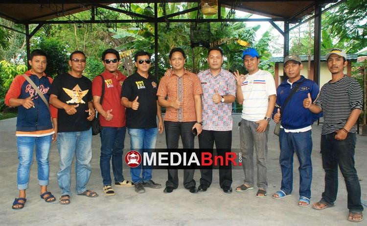 BnR Ke Sidoarjo, Adakan Launching Gantangan