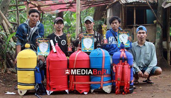 Negro Bersinar, Bojong Pulo BC Orbitkan Paud