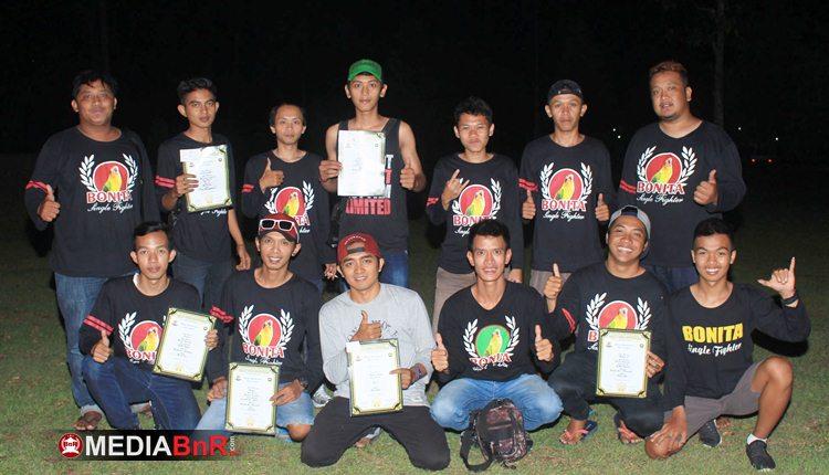 Bonita SF Boyolali - Full Team di Gelaran Lomba
