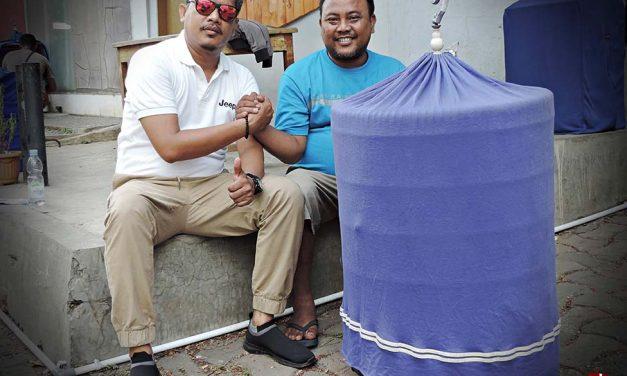 Take Over Excavator – Bonni Mahesa Ratu SF & Mr. Garoy Savana SF