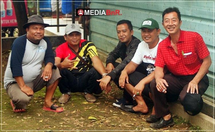 Bono, Dedy UGD, Budi Satria, A. Tia & Ronny Burangrang