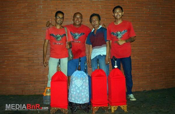 Botak Crew Eksis di Tangga Jawara