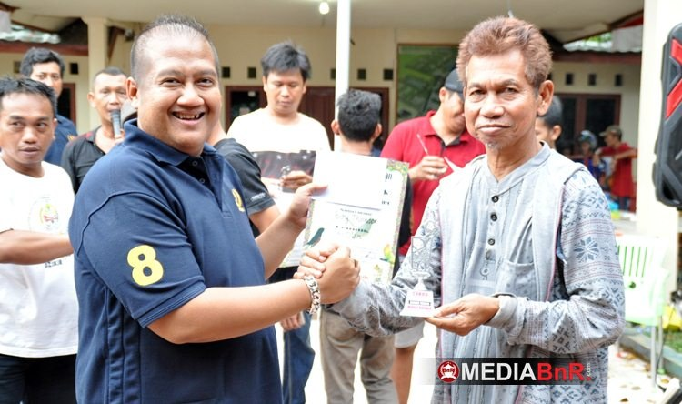 Boy Thunder Finish Sikat Murai Borneo Terbaik