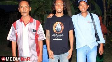 Bp Anton,  Danang Roro,  Bp Joko S - Saling Dukung