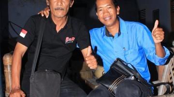 Bp Anton dan Bp Joko S - Jalin Silaturahmi Tanpa Batas ( Halaman Utama )