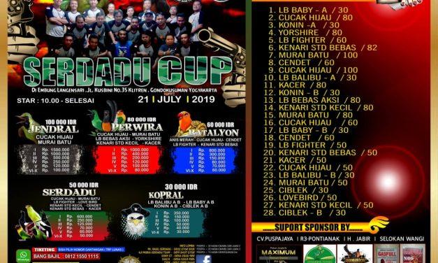 Serdadu Cup Yogyakarta
