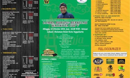 Walikota Cup V Yogyakarta