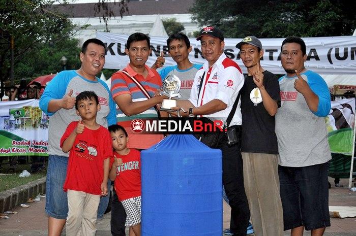 Indo Jaya Cup #4 –Brownzes Terbaik di Kelas A Indovit