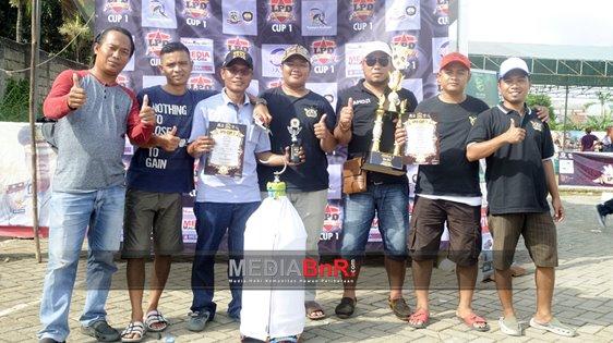 Kertanegara Team Sukses Gelar LPD CUP 1