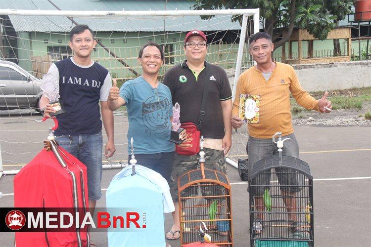 CH Bedul gacoan Kendri raih juara pertama