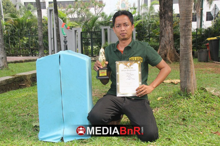 CH Binrang milik Yogi Naga Hitam Raih Juara pertama Kelas Raja