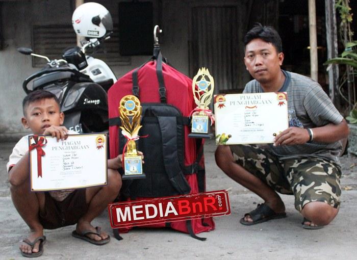 CH Kolor Ijo Besutan Agus - Sabet Juara 1 dan 3