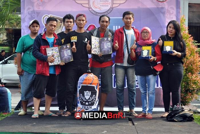 CKL Team - Aurel Borong Juara