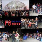 Kicaumania Kembali Ramaikan Festival F8 Makassar 2019
