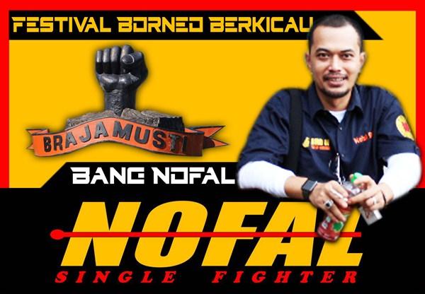 Kemenangan Mutlak Nofal Single Fighter