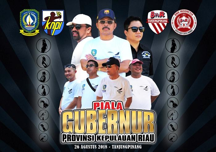 Gubernur Cup Provinsi Kepulauan Riau Sukses Jadi Ajang Silaturahmi Kicaumania