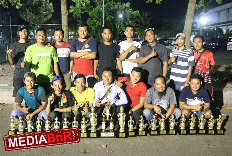 CR 84 SF Bandung  Mendominasi Gelar Juara, Rebut Juara SF