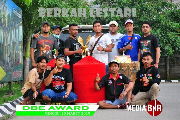 Turun Perdana, MB Bejo Langsung Moncer di DBE Award Tangerang